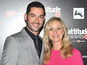 Tom Ellis takes Tamzin Outhwaite split