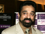 Bollywood actor and director Kamal Hassan
