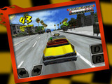 'Crazy Taxi' mobile screenshot
