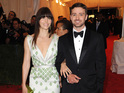 Justin Timberlake makes first comment on his and Jessica Biel's Italian wedding.