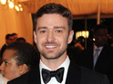 Justin Timberlake's Timbaland-produced comeback track features Jay-Z.