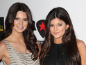 "But the sisters differ on whether Kim Kardashian should give her baby a ""K"" name."