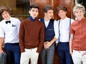 Boyband release lyric video for Ed Sheeran-penned track from album Take Me Home.