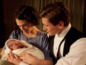 Lady Sybil goes into labour; Anna does more investigating; Ethel gets a new job.