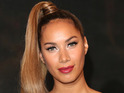 Leona Lewis was attacked at a book signing by a man in 2009 and is still wary.