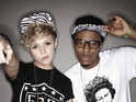 The urban duo talk to Digital Spy about voting problems and rivalling N-Dubz.