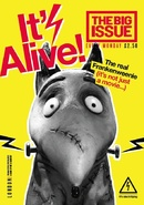 The Big Issue Frankenweenie