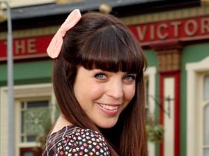Rachel Bright as Poppy Meadow in EastEnders