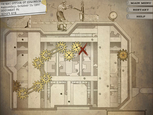 'Bioshock Infinite' - Industrial Revolution puzzle screenshot