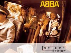 ABBA deluxe album artwork