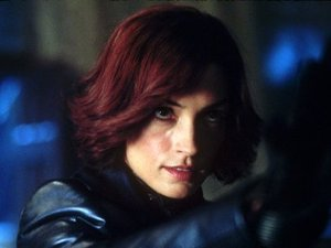 Famke Janssen as Jean Grey in &#39;X-Men: X2&#39;