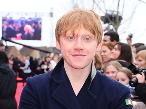 Harry Potter Studio Tour: Rupert Grint