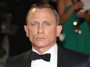 James Bond Skyfall World Premiere: Daniel Craig