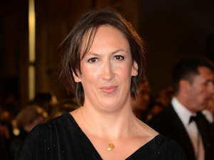 James Bond Skyfall World Premiere: Miranda Hart