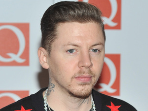 The 2012 Q Awards arrivals: Professor Green