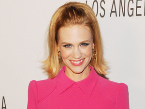 January Jones The Paley Center for Media's Annual Los Angeles Benefit at The Rooftop of The Lot West Hollywood, California