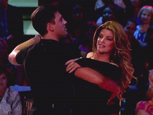 Kirstie Alley and Maksim Chmerkovskiy - ABC's 'Dancing with the Stars: All-Stars' Season 15, Episode 9
