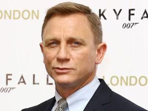 Daniel Craig, 'Skyfall' film photocall, London,