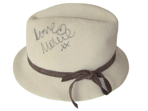 The Saturdays Mollie King hat