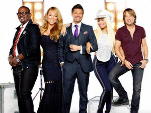 American Idol promo shot