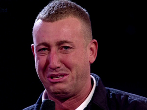 Wildcard act Christopher Maloney is chosen by the public to become the thirteenth  X Factor finalist on 'The X Factor', shown on ITV HD England