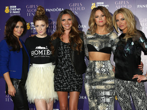 miss mode: Cheryl Cole, Nicola Roberts, Nadine Coyle, Kimberley Walsh, Sarah Harding Girls Aloud announce the release of their new single, album and tour London, England - 19.10.12 Mandatory Credit: Lia Toby/WENN.com