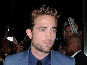 Robert Pattinson New York Premiere of 'Cosmopolis' held at The Museum of Modern Art - Outside Arrivals New York City