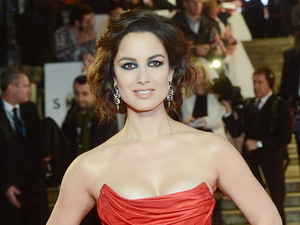 miss mode: Berenice Marlohe at the premiere of &quot;Skyfall&quot; at Royal Albert Hall, London, England- 23.10.12
