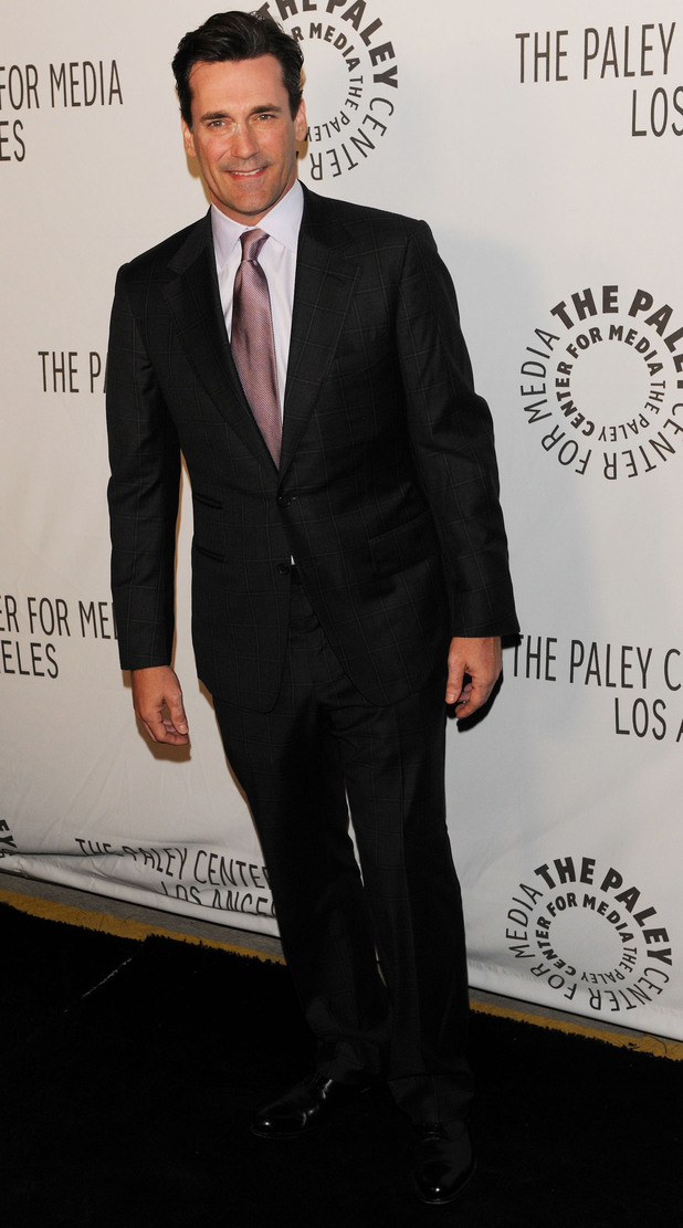 John Hamm The Paley Center for Media's Annual Los Angeles Benefit at The Rooftop of The Lot West Hollywood, California