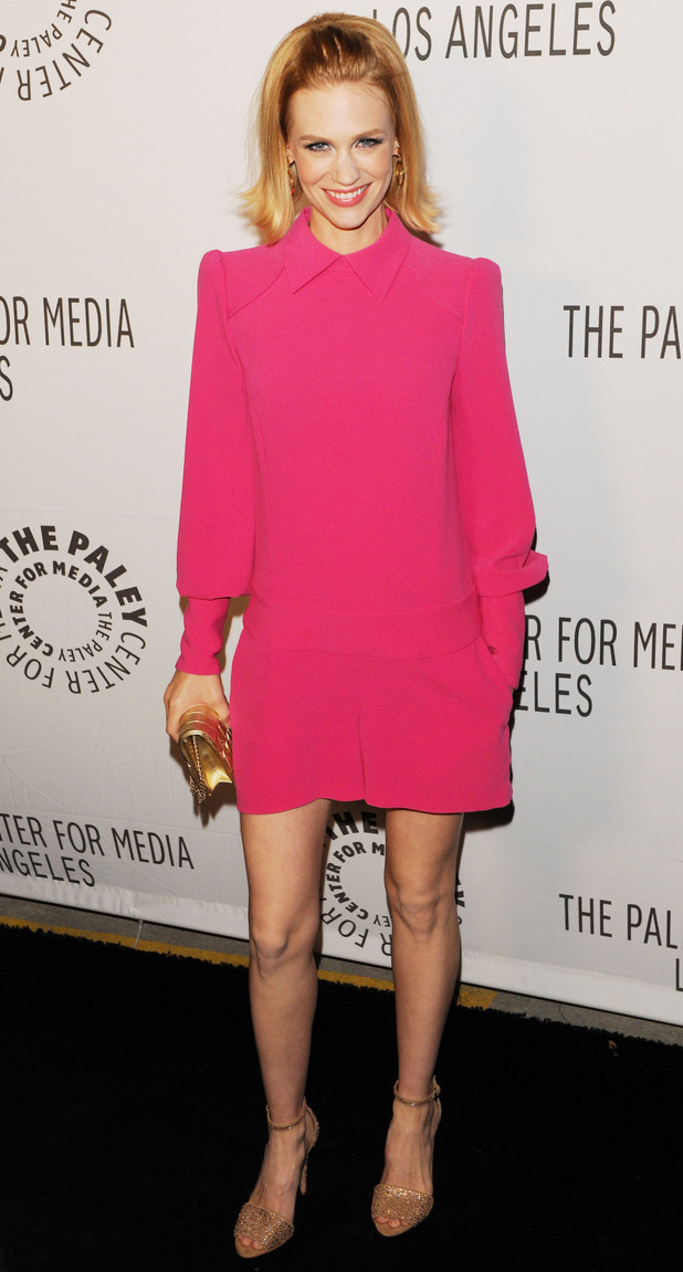 January JonesThe Paley Center for Media's Annual Los Angeles Benefit