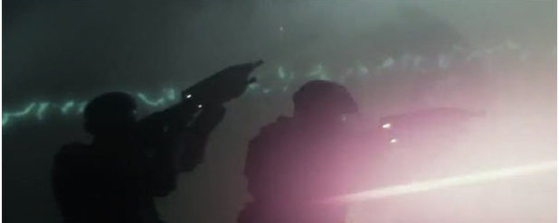 Halo 4: Forward Unto Dawn episode four - screenshot