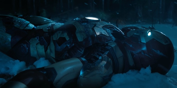 Iron Man 3 trailer still