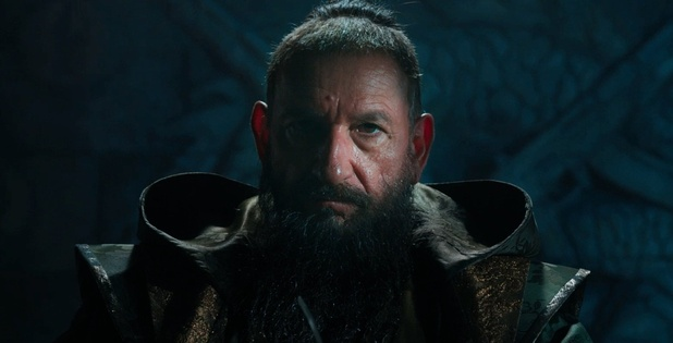 Iron Man 3 The Mandarin Ben Kingsley