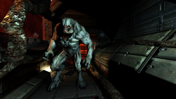 'Doom 3: BFG Edition' screenshot