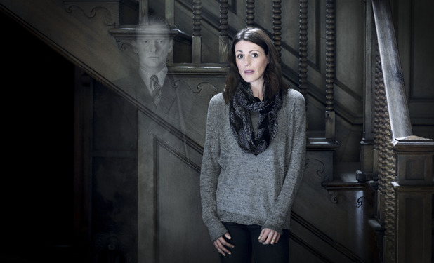 The Secret of Crickley Hall: Augustus Cribben (DOUGLAS HENSHALL), Eve Caleigh (SURANNE JONES)