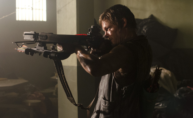 The Walking Dead S03E02: &#39;Sick&#39;