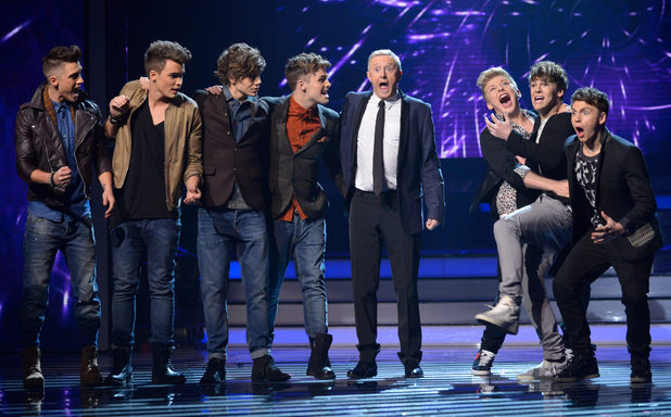 The X Factor Results Show: District 3