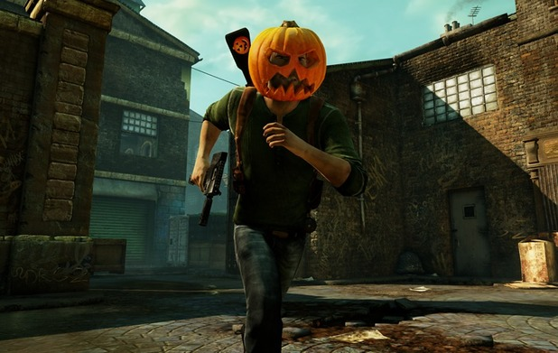 Uncharted 3 Halloween multiplayer weekend