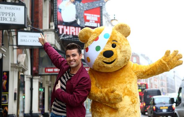 BBC Children in Need announce Joe McElderry added to star line up in Thriller Live