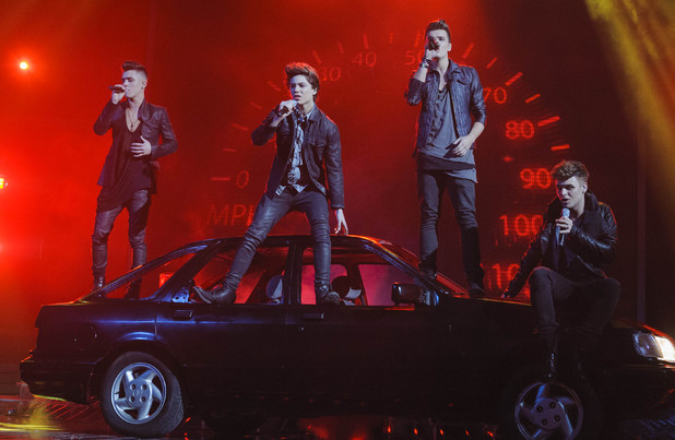 The X Factor: Union J