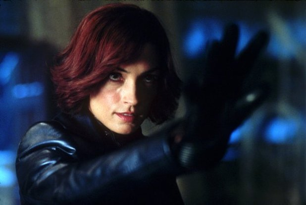 Famke Janssen as Jean Grey in 'X-Men: X2'