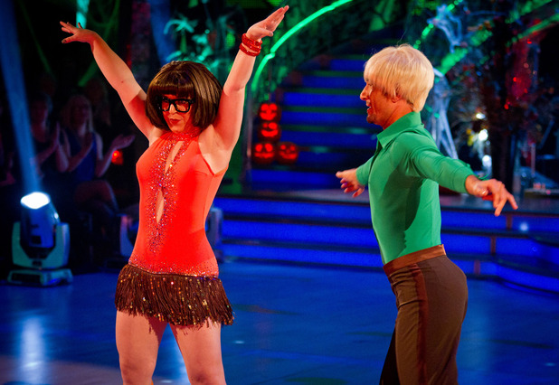 Strictly Come Dancing: Dani and Vincent