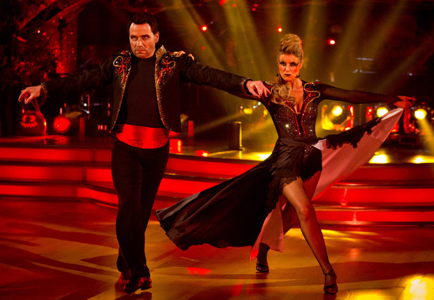 Strictly Come Dancing: Richard and Erin
