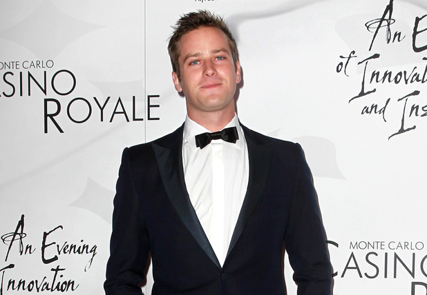 Armie Hammer 9th Annual Alfred Mann Foundation 'Innovation And Inspiration' Gala at The Barker Hanger - Arrivals Santa Monica, California