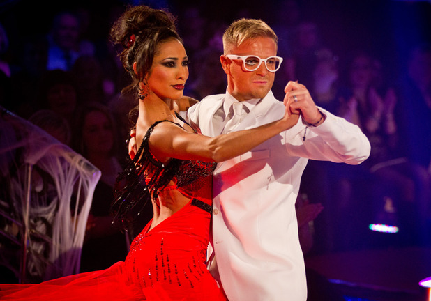 Strictly Come Dancing: Karen and Nicky.