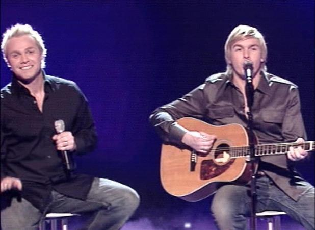 Journey South, Andy and Carl Pemberton, X Factor