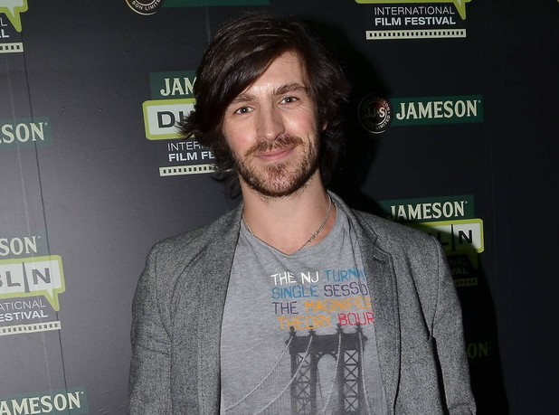 Eoin Macken, Dublin International Film Festival launch - February 2, 2012