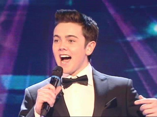 Ray Quinn, X Factor