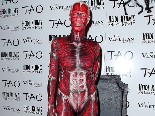 Heidi Klum Heidi Klum's 12th Annual Halloween Party Presented By Tao Nightclub At The Venetian Resort and Casino Las Vegas, Nevada