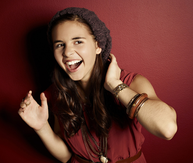 The Teens: Carly Rose Sonenclar - 'The X Factor' USA ...